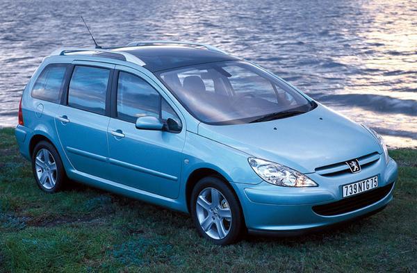 Peugeot 307 SW 2.0 16V 2004