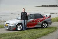 Blits bezit: Mitsubishi Lancer Evo III GSR