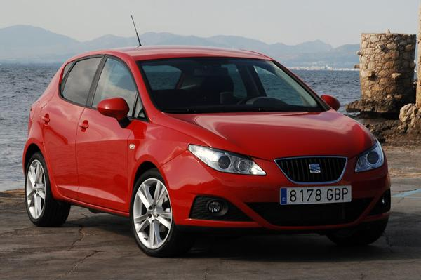 Seat Ibiza 1.2 TDI E-Ecomotive Style