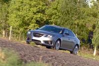 Rij-impressie Saab 9-5
