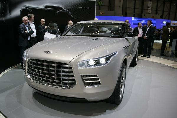 'Aston Martin kan SUV bouwen'