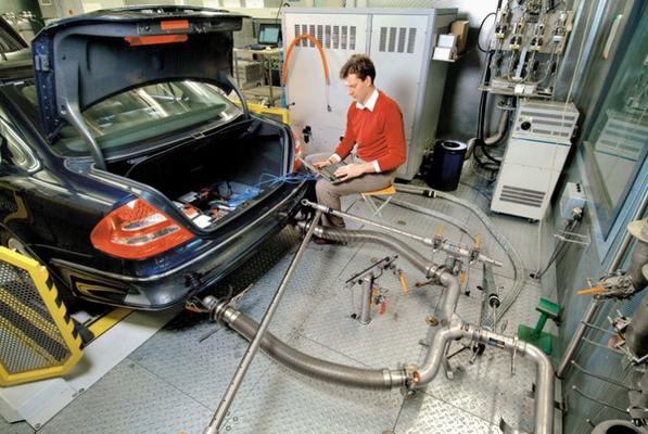 Stuttgart doet oude diesels in de ban