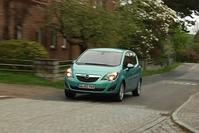 Rij-impressie Opel Meriva