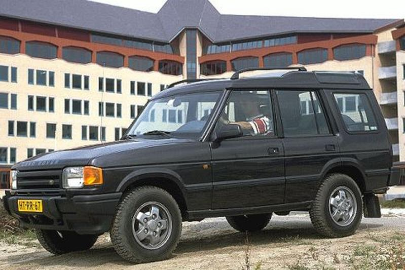 land rover discovery 300 tdi es 1995 autotests. Black Bedroom Furniture Sets. Home Design Ideas