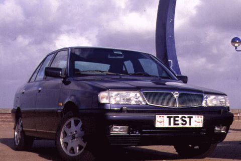 Lancia Dedra 2.0 Turbo DS LE