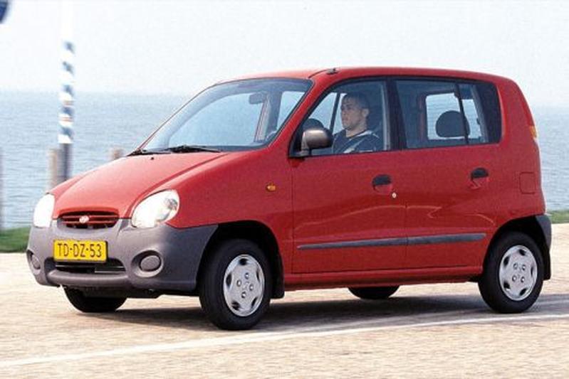 Hyundai Atos Multi 1 0i Gls 1999 Autotests Autoweek Nl