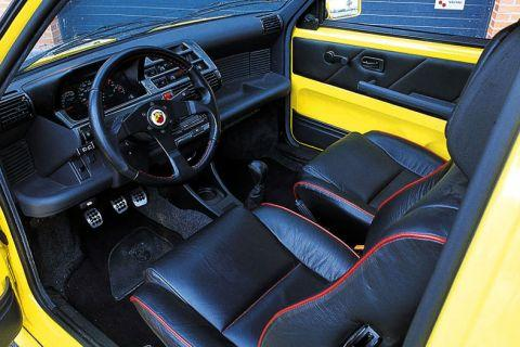 Fiat Cinquecento Sporting Abarth