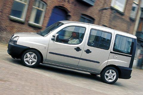 Fiat Dobl� 1.2 SX