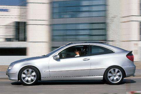 Mercedes-Benz C 220 CDI Sports Coup�