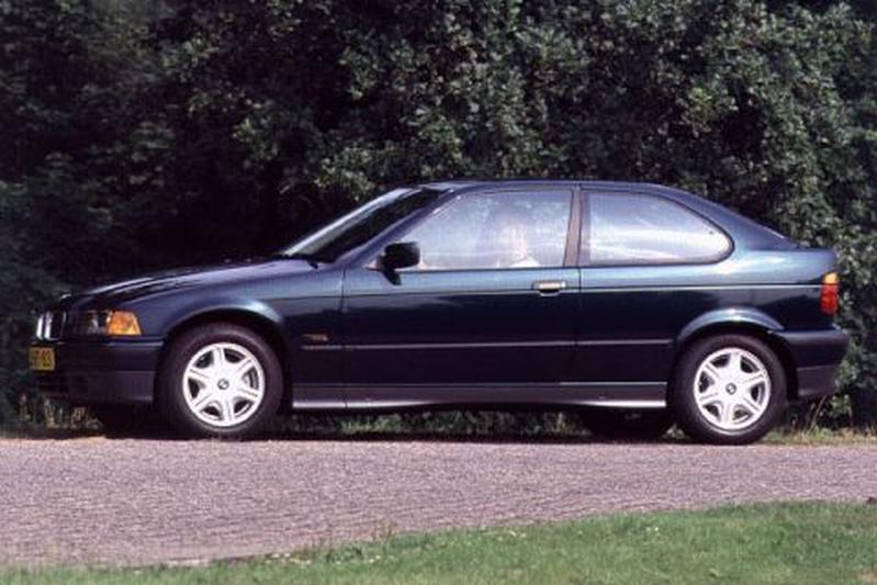 bmw 318 tds compact 1995 autotests. Black Bedroom Furniture Sets. Home Design Ideas