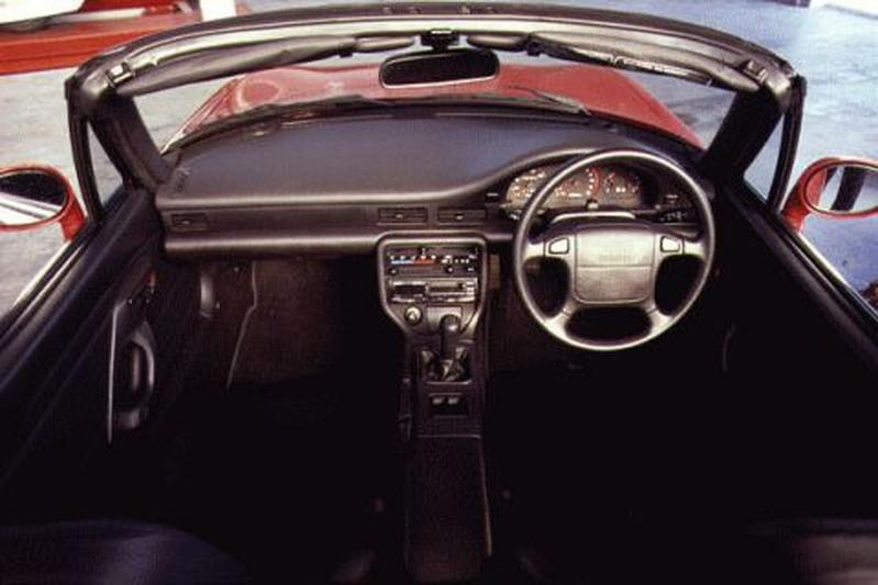 suzuki cappuccino 1995 autotests. Black Bedroom Furniture Sets. Home Design Ideas