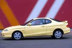 Een wegwerpding: Hyundai Coup�