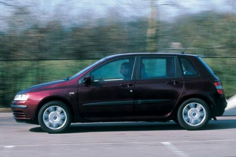 fiat stilo 1 9 jtd 115 dynamic 2002 autotests. Black Bedroom Furniture Sets. Home Design Ideas