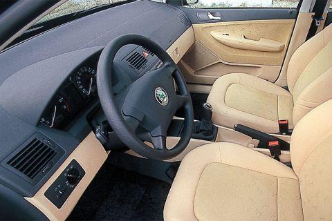 Фотографии Skoda Fabia Sedan…