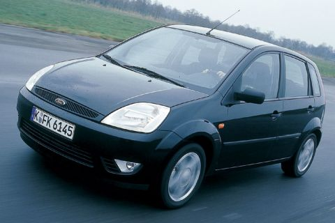 ford fiesta 1 4 16v trend 2002 autotests. Black Bedroom Furniture Sets. Home Design Ideas