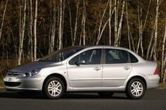 Peugeot 307 sedan voor China