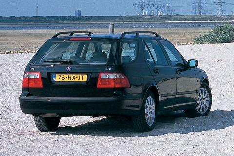 Saab 9-5 Estate 2.0t Linear