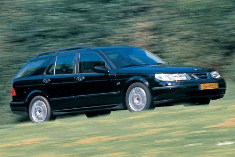Saab 9-5 Estate 2.0t Linear