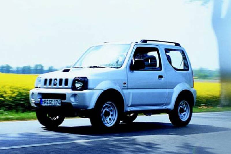 suzuki jimny diesel vanaf juni autonieuws. Black Bedroom Furniture Sets. Home Design Ideas
