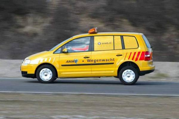 ANWB: Wegenwacht extra druk door hitte