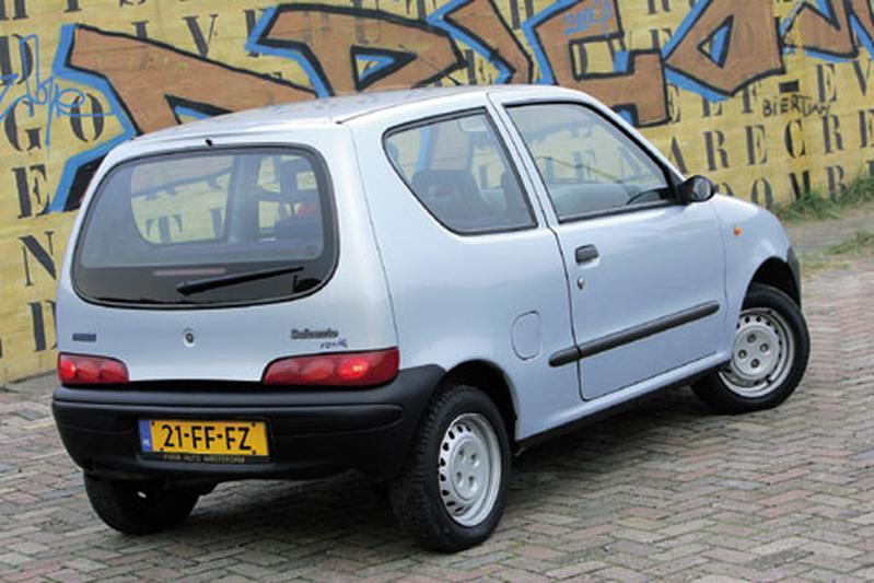 Fiat Seicento Veel Voor Weinig Autonieuws