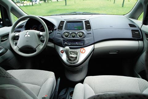 Mitsubishi Grandis 2.4 Intense