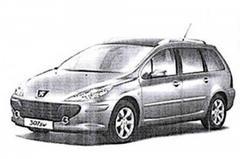 De vernieuwde Peugeot 307!