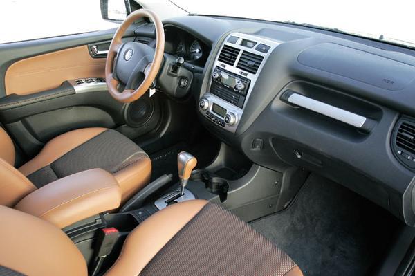 Kia Sportage 2.7 V6 X-treme