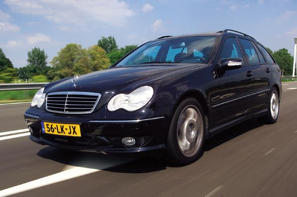 Autotest mercedes benz c30 cdi amg for Mercedes benz c30