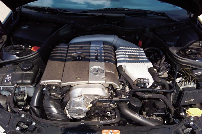 Mercedes benz c30 cdi amg 2003 autotests for C30 mercedes benz