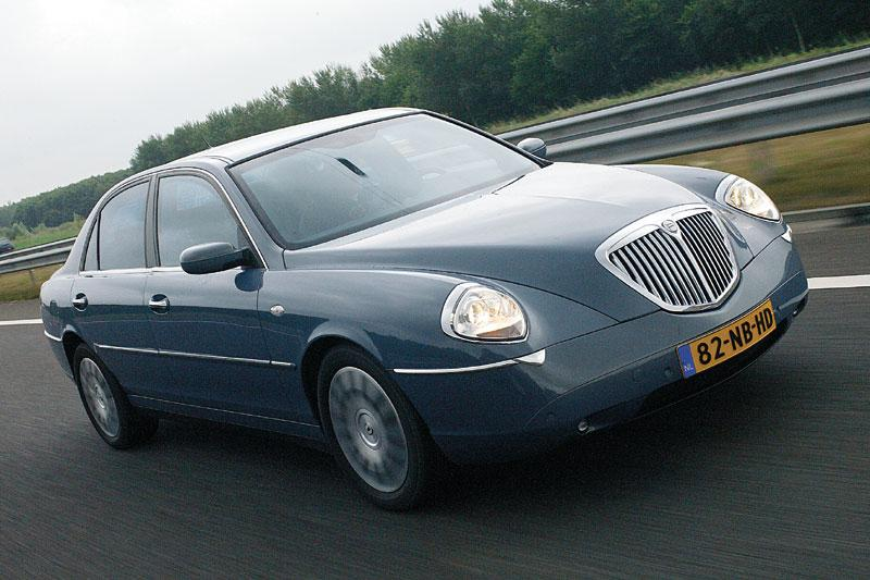 lancia thesis 2.4 jtd executive teszt