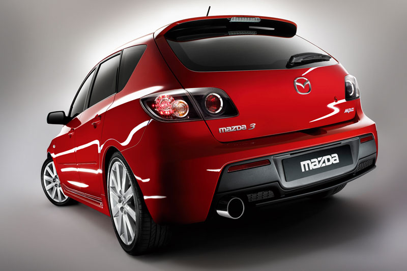 mazda 3 mps geprijsd autonieuws. Black Bedroom Furniture Sets. Home Design Ideas