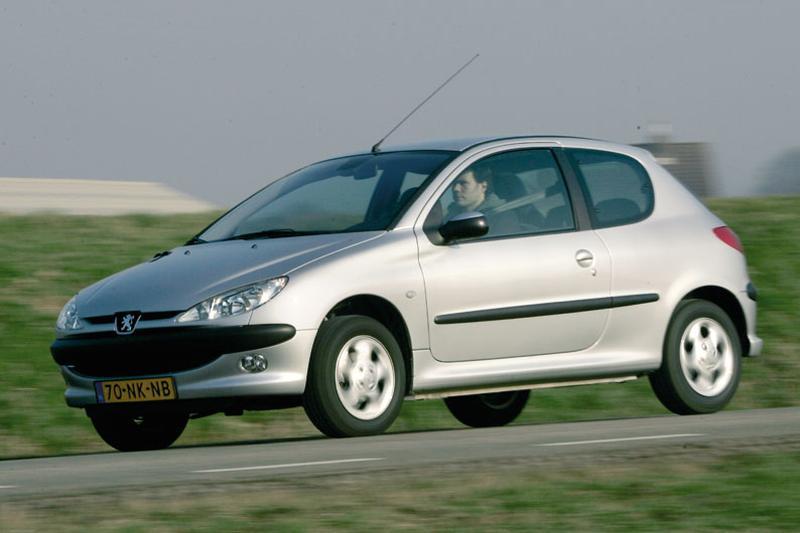 Peugeot 206 1 4 X Line 2005 Autotests Autoweek Nl