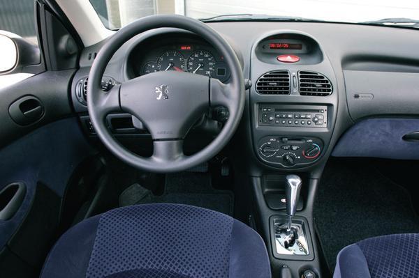Peugeot 206 1.4 X-Line