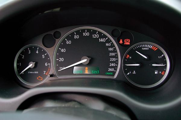 Saab 9-3 2.0 Turbo Aero