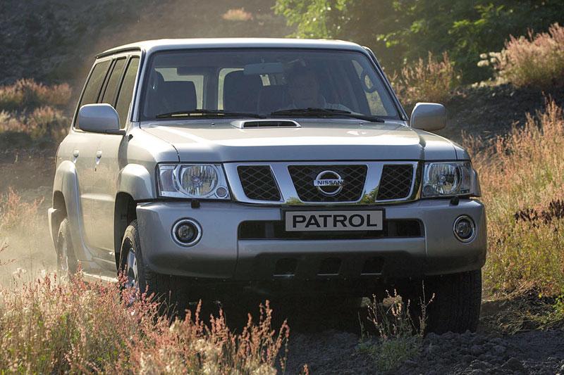 nissan patrol gr 3 0 di turbo elegance 2005 autotests. Black Bedroom Furniture Sets. Home Design Ideas
