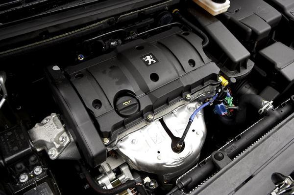 Autotest peugeot 307 sw 1 6 16v pack for Interieur 307 sw