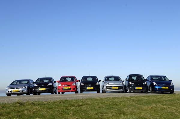 Fiat Punto Multijet 1.3-Volkswagen Polo Bluemotion