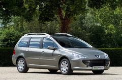 Op de valreep: Peugeot 307 SW Bioflex