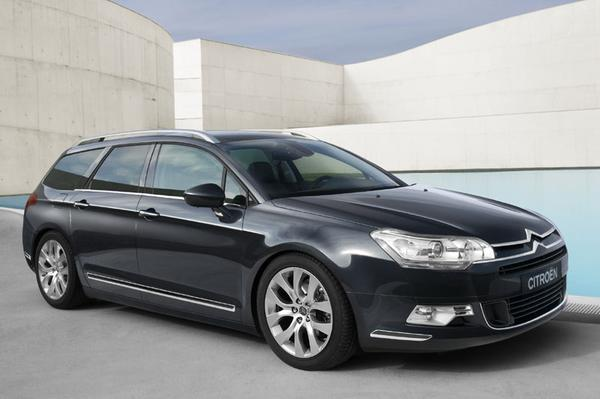 citroen c5 tourer v6 exclusive 2009 gebruikerservaring autoreviews. Black Bedroom Furniture Sets. Home Design Ideas