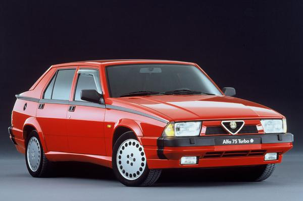 Alfa Romeo 75 1,8 turbo
