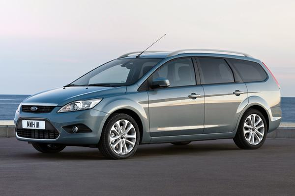 Ford Focus Wagon 1.6 TDCi 109pk Trend