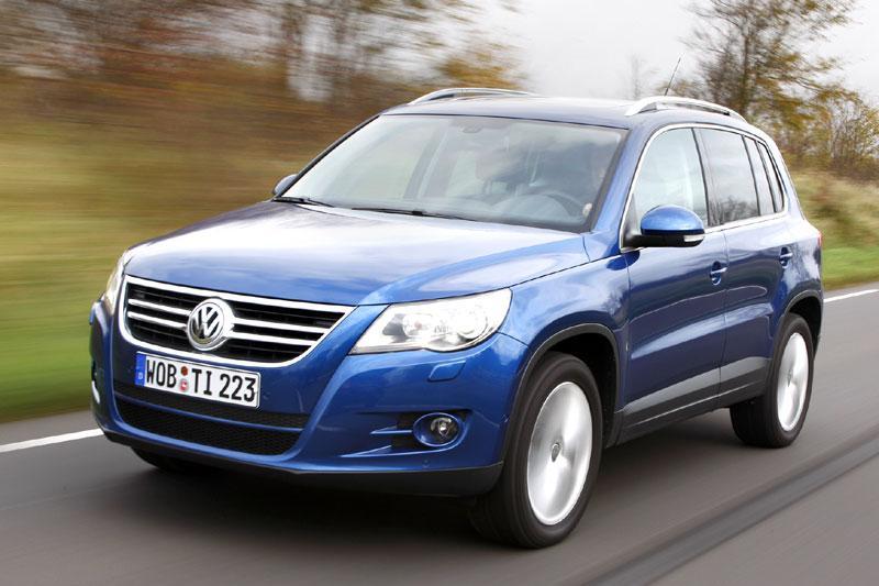 Volkswagen Tiguan 1.4 TSI 150pk 4Motion Sport & Style (2008)