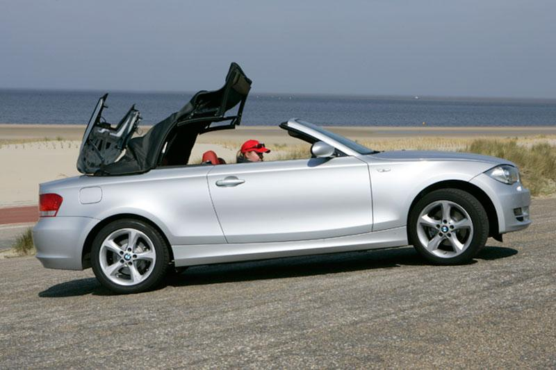 bmw 125i cabrio high executive 2008 autotests. Black Bedroom Furniture Sets. Home Design Ideas