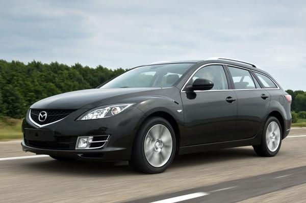 Mazda 6 Sportbreak 2.0 CiTD Business