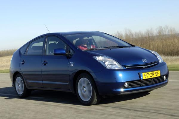 Toyota Prius THSD Comfort