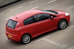Fiat Grande Punto 1.4 16v T-Jet Sport