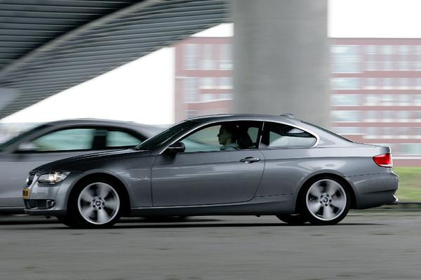 BMW 335d Coup