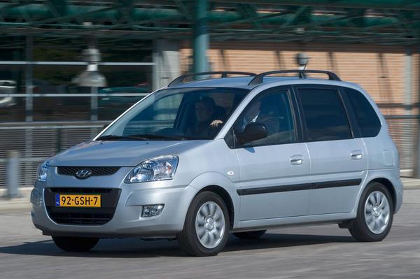 Autotest Hyundai Matrix 1 6i Dynamicversion Autoweek Nl