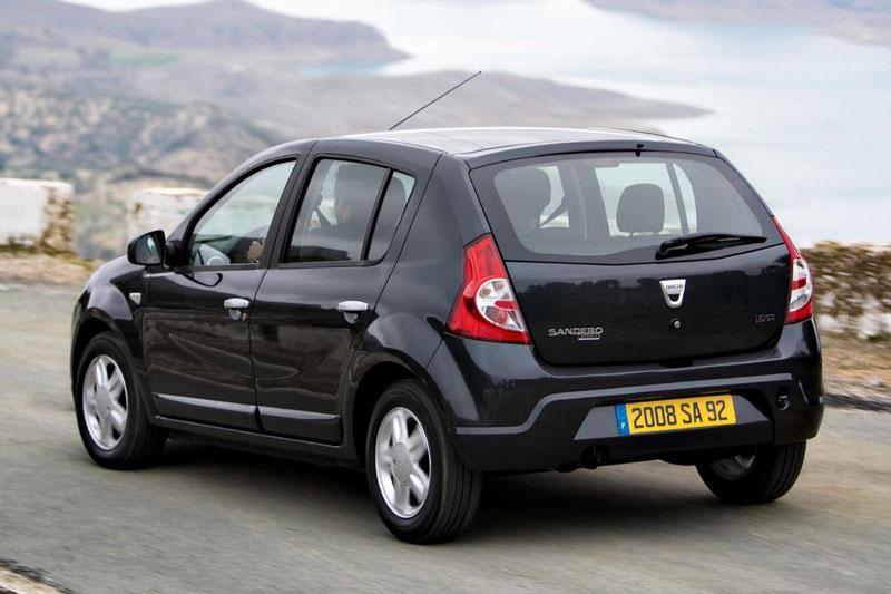 Prijzen Dacia Sandero Bekend Autonieuws